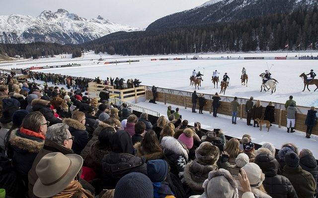 Events to watch: Snow Polo, Ice Cricket and White Turf on a frozen lake