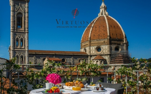 The Brunelleschi Hotel in Florence enters the Virtuoso Collection