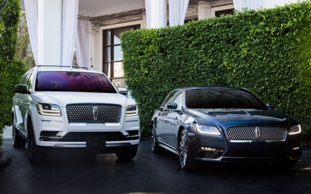 Lincoln and sbe Collaborate, Offering Guests Access to Navigator, Continental