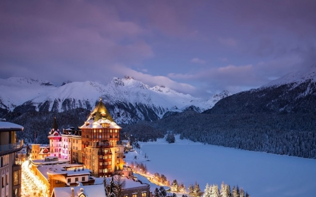 Travel+Leisure: Badrutt's Palace Hotel among TOP 10 Resort Hotels in Europe.