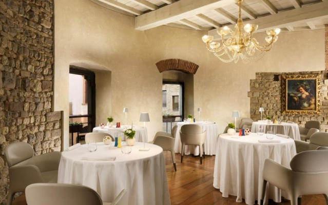 A Michelin Star at the Ristorante Santa Elisabetta