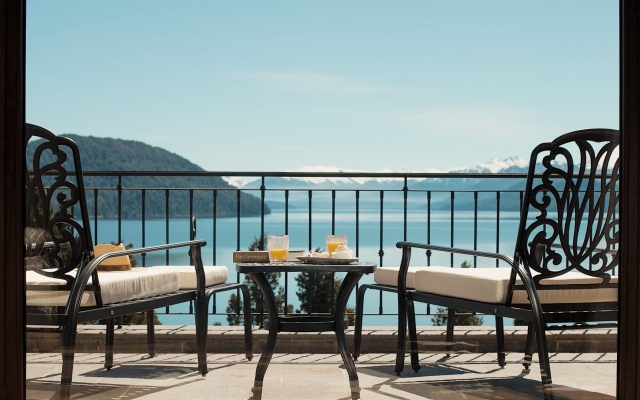 Villa Beluno brings 5-star to Bariloche
